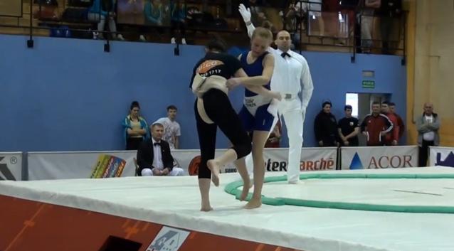 Woman Junior - 50 kg