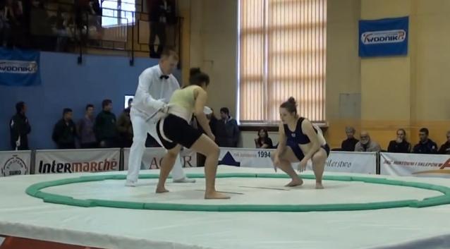 Woman Junior - 70 kg