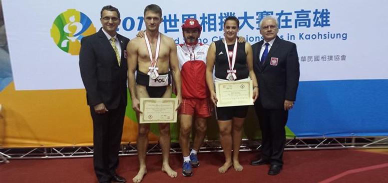 Mistrzostwa Świata w Sumo 2014 – Tajwan