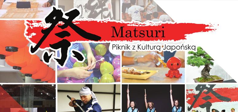 MATSURI – Piknik z Kulturą Japońską