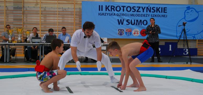 Drugie igrzyska sumo