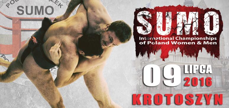 Zawody sumo na krotoszyńskim rynku