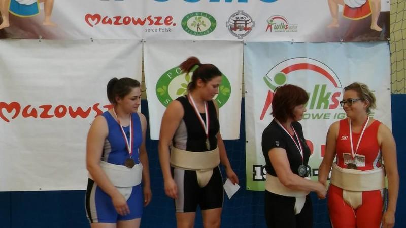 Złota Olimpia, brązowy Michał