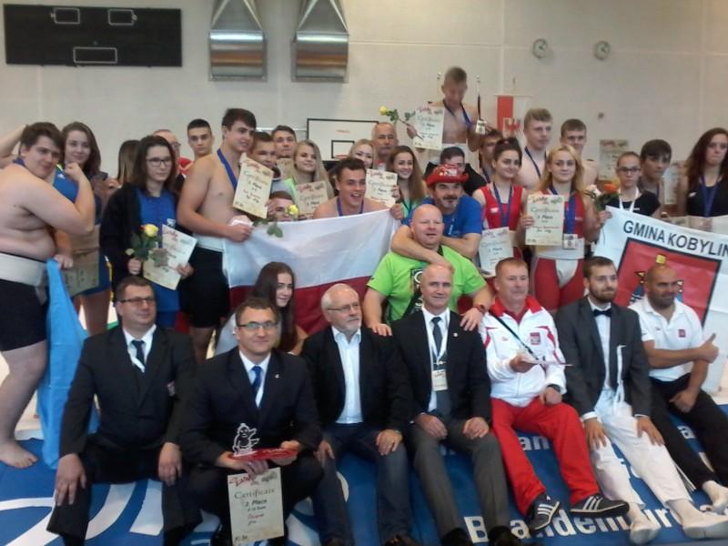 Mistrzostwa Europy Młodych – wielki sukces zawodników TAR