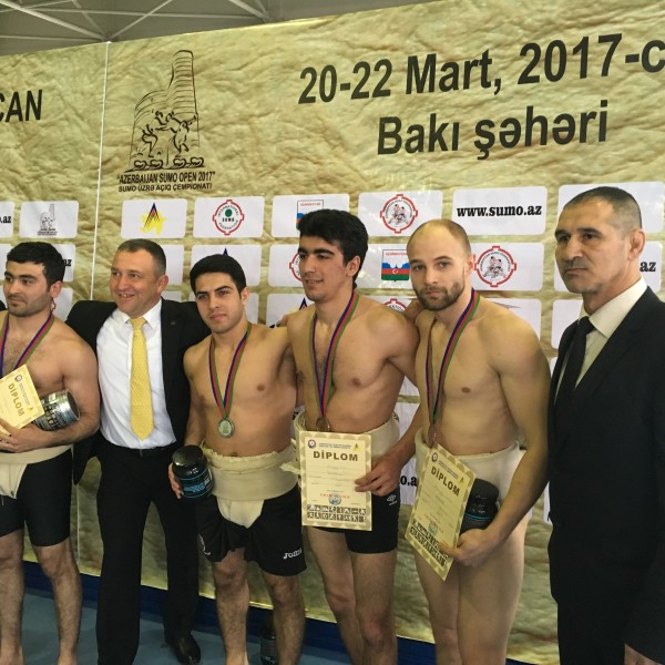 """Aron Rozum i Mateusz """"Koń"""" Konieczny podbili Azerbejdżan"""