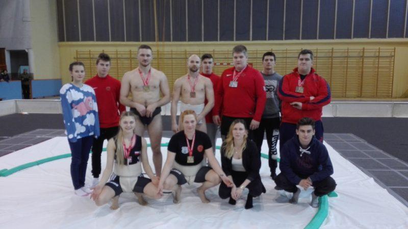 10 medali na Pucharze Polski w Dębicy
