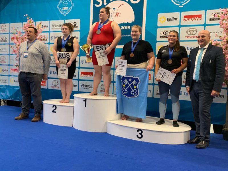 Grad medali na Mistrzostwach Europy w Tallinnie
